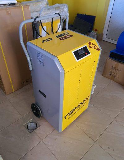 masine za susenje vazduha ad 160